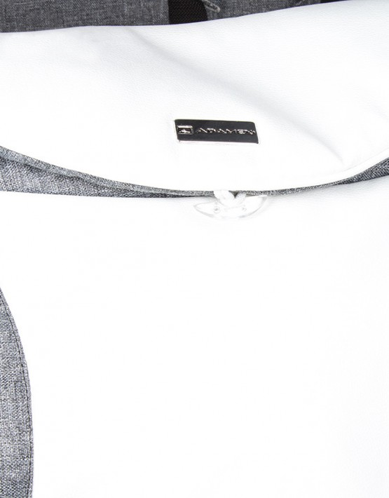 Adamex Barletta grau-weiß 850s 2in1