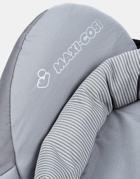 Maxi-Cosi Cabrio Fix Concrete Grey