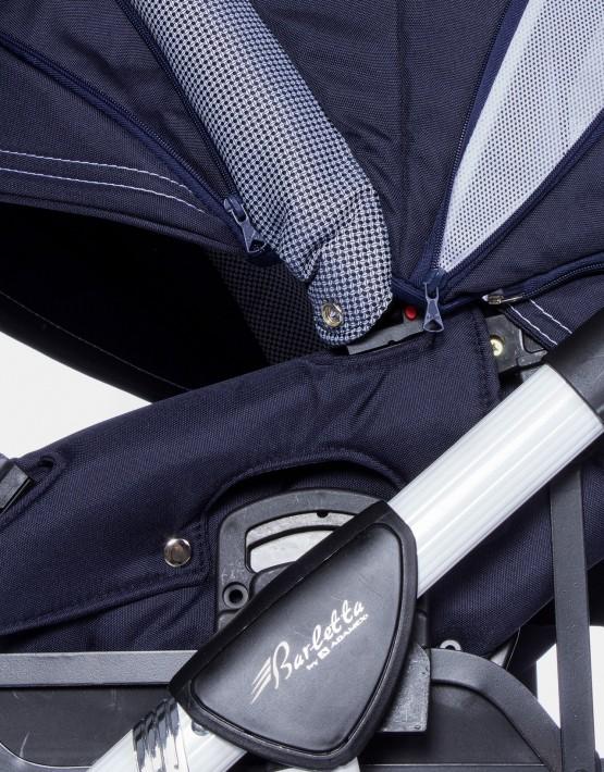 Adamex Barletta dunkelblau 553G 3in1 mit Autositz