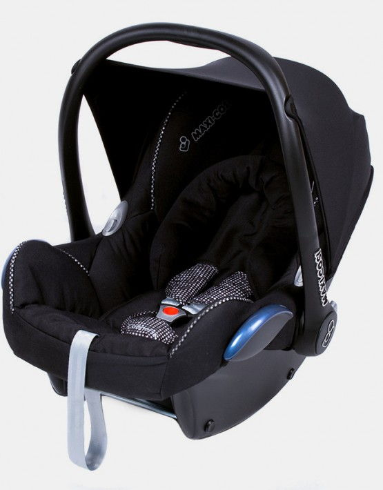 Maxi-Cosi Cabrio Fix Digital Black