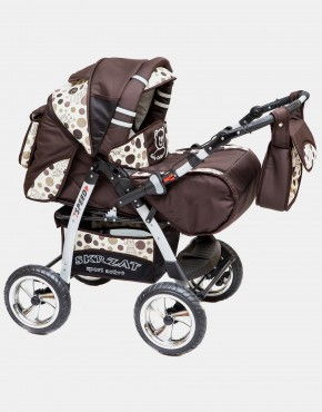 FunBaby Speed braun - katze 2in1
