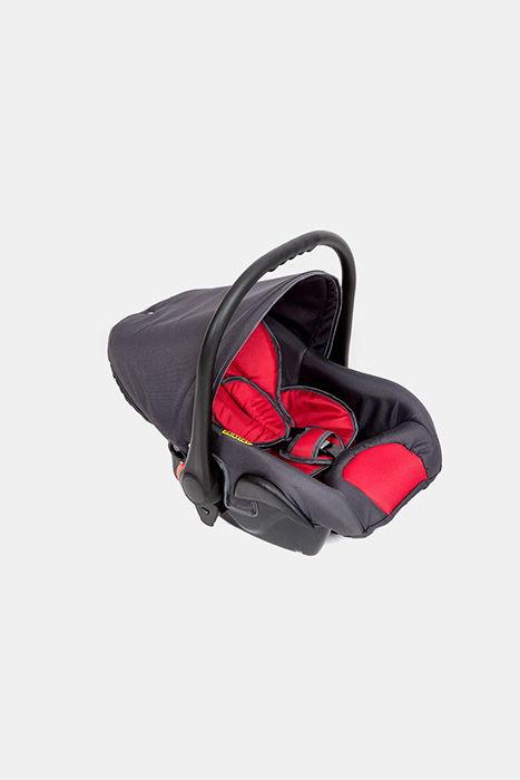 Zagma X6 rot - schwarz - grau 3in1 mit Autositz