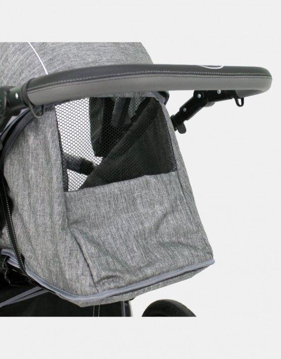 Karex Allivio aschgrau 3in1 mit Autositz
