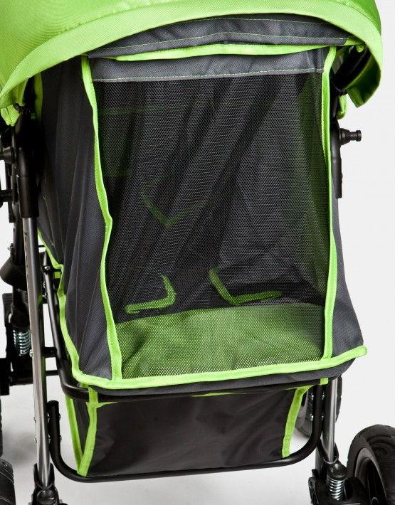 Karex Kamil schwarz - grau - grün 2in1