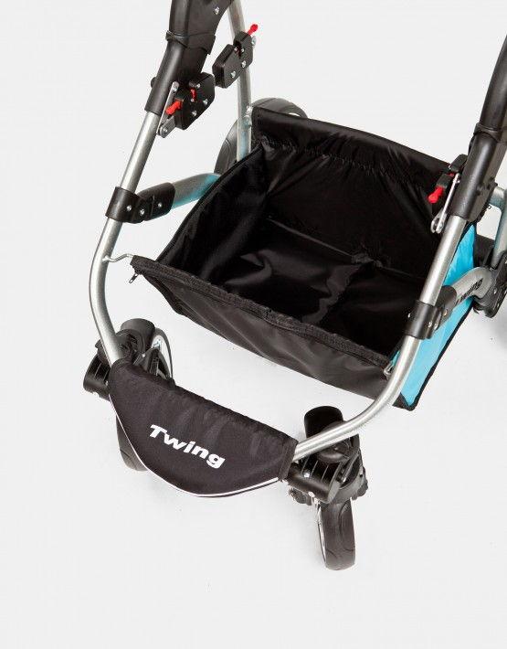 Karex Twing türkis 3in1 mit Autositz