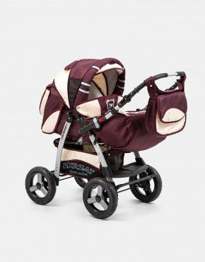 FunBaby Speed Viper bordeaux - beige 2in1