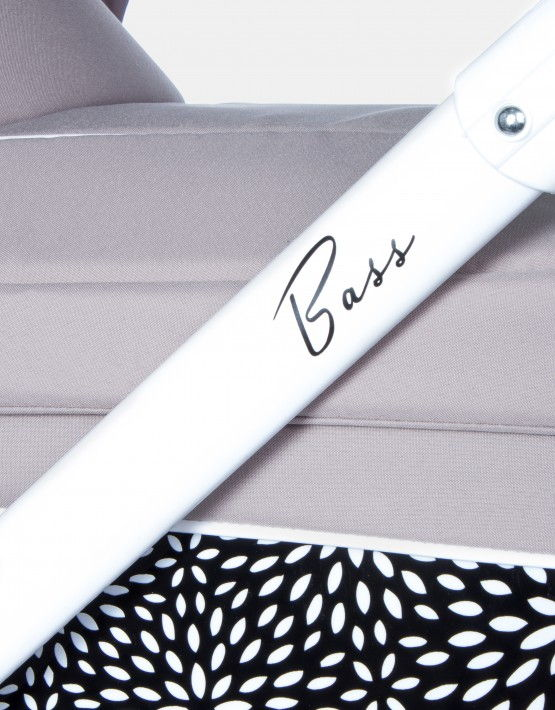 Roan Bass B6 Nude White