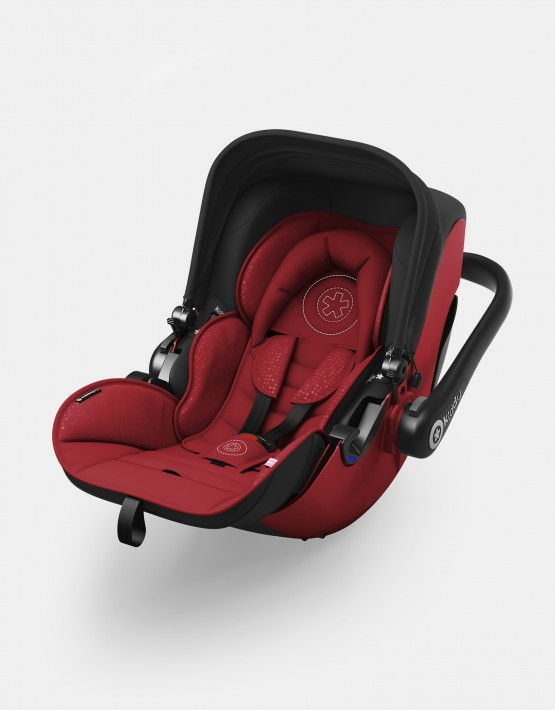 Kiddy Evolution Pro2 Ruby Red