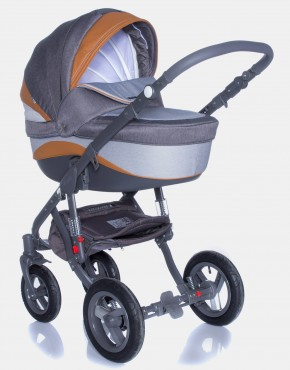 Adamex Barletta New B1 Orange-Grau 3in1