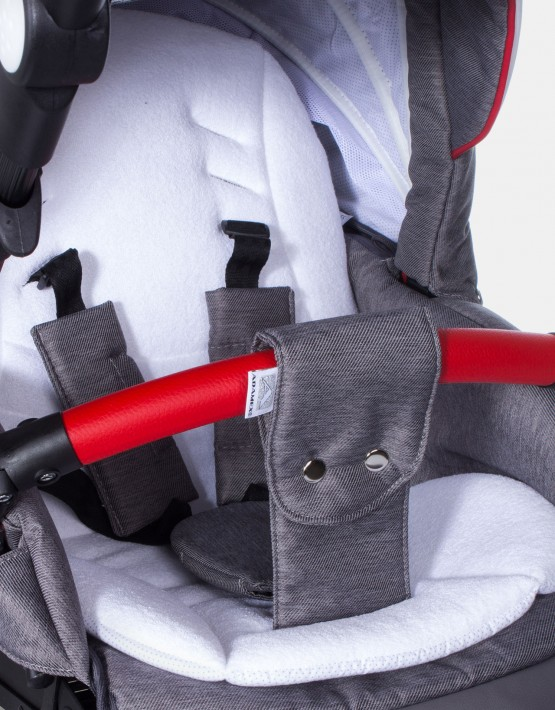 Adamex Vicco R2 Rot - Grau 3in1