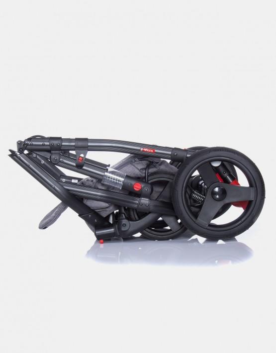Adamex Vicco R2 Rot - Grau 2in1