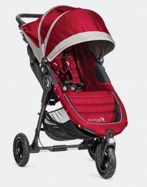 Baby Jogger City Mini GT Crimson Gray
