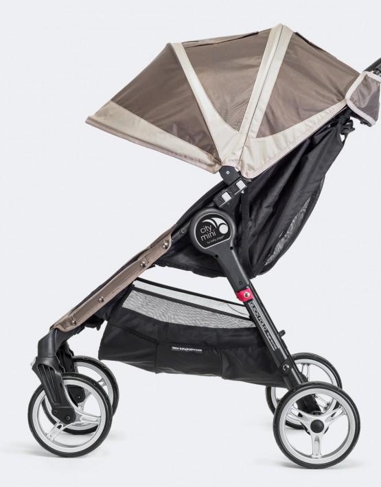 Baby Jogger City Mini 4W Sand Stone
