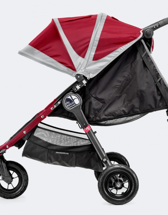 Baby Jogger City Mini GT Crimson Gray