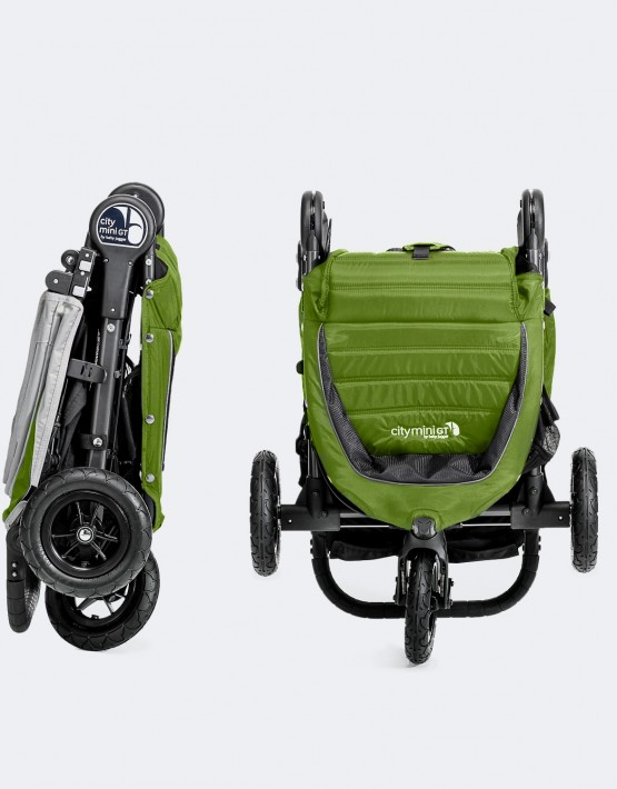 Baby Jogger City Mini GT Lime Gray