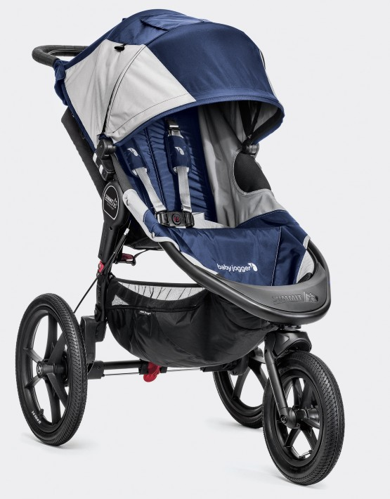 Baby Jogger Summit X3 Cobalt Gray