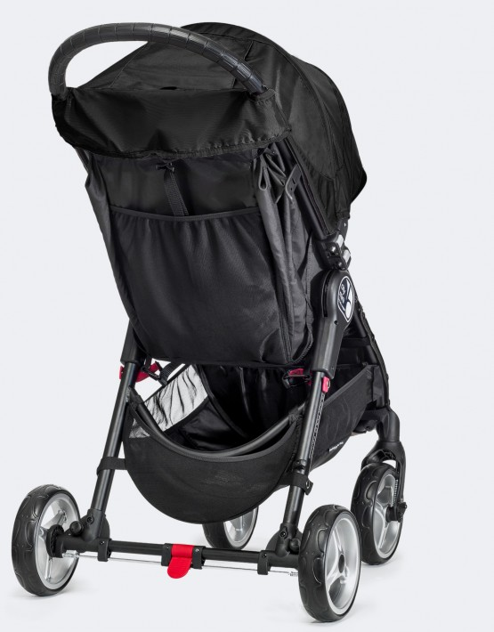 Baby Jogger City Mini 4W Black Gray