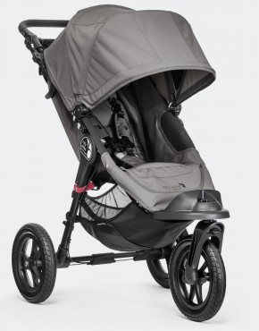 Baby Jogger City Elite Gray
