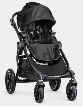 Baby Jogger City Select Black