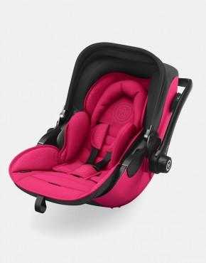 Kiddy Evoluna i-size Rubin Pink