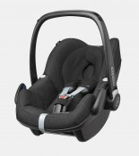 maxicosi carseat babycarseat pebble 2017 black blackdiamond 3qrt