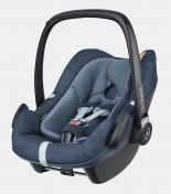 maxicosi carseat babycarseat pebbleplus 2017 blue nomadblue 3qrt