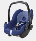 maxicosi carseat babycarseat pebble 2017 blue riverblue 3qrt