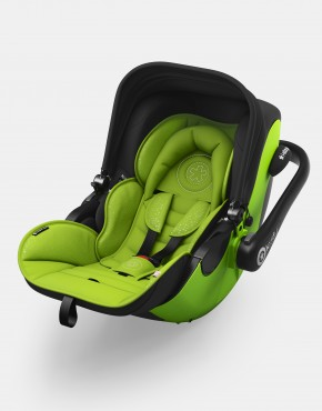 Kiddy Evoluna i-size Lizard Green