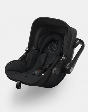 Kiddy Evoluna i-size Onyx Black