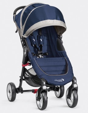 Baby Jogger City Mini 4W Cobalt Gray
