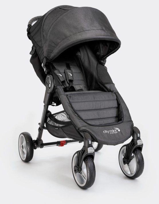 Baby Jogger City Mini 4W Charcoal