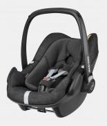 maxicosi carseat babycarseat pebbleplus   Black NomadBlack 3qrt