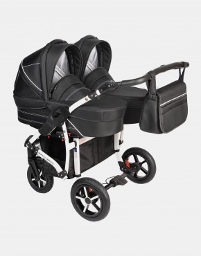 Dorjan Danny Sport Twin 3IN1 Schwarz DS5-T20