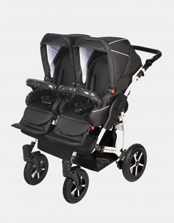 Dorjan Danny Sport Twin 2IN1 Schwarz DS5-T20