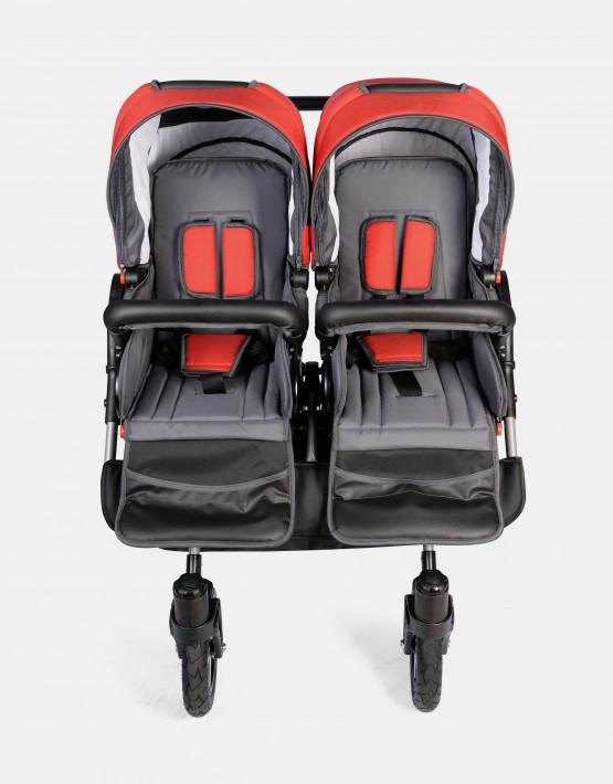 Dorjan Danny Sport Twin Linen 2IN1 Rot