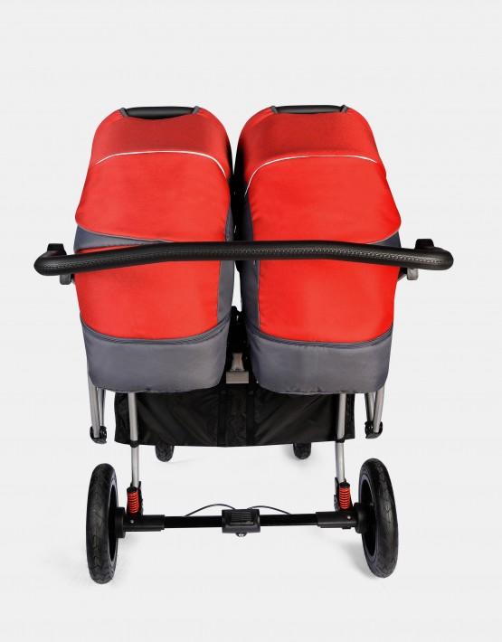 Dorjan Danny Sport Twin Linen 3IN1 Rot