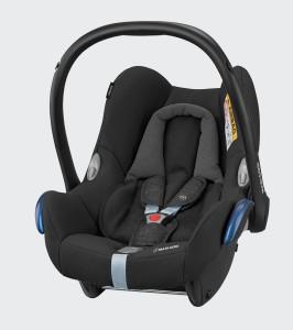 maxicosi carseat babycarseat cabriofix 2018  black nomadblack 3q