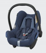 maxicosi carseat babycarseat cabriofix 2018  blue nomadblue 3qrt
