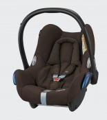 maxicosi carseat babycarseat cabriofix 2018  brown nomadbrown 3q