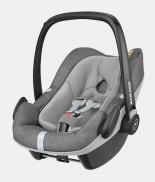maxicosi carseat babycarseat pebbleplus   grey nomadgrey 3qrt