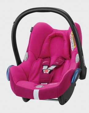 Maxi-Cosi Cabrio Fix Frequency Pink
