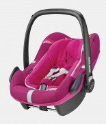maxicosi carseat babycarseat pebbleplus   pink frequencypink 3qr