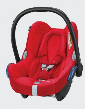Maxi-Cosi Cabrio Fix Vivid Red
