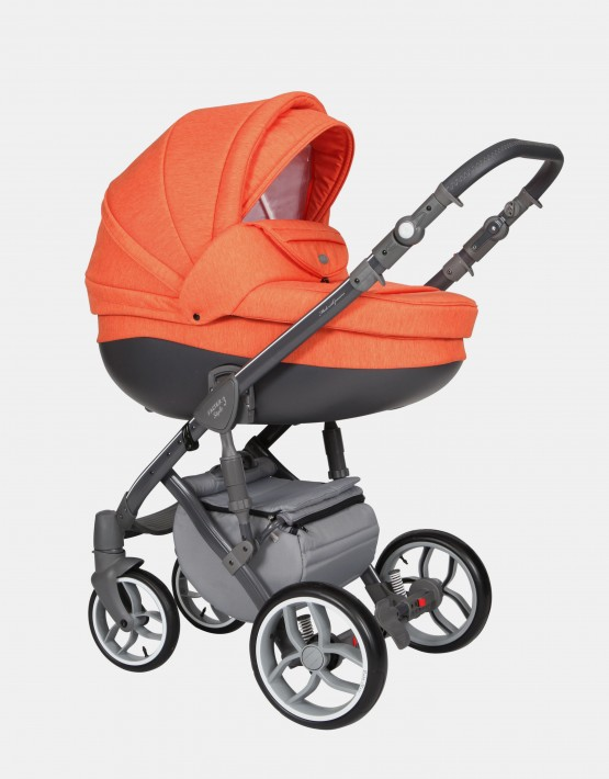 Baby Merc Faster Style3 3in1 FIII-90 Orange