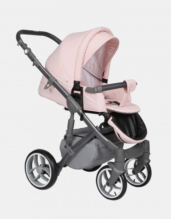 Baby Merc Faster Style3 2in1 FIII-91 Rosa Pastel