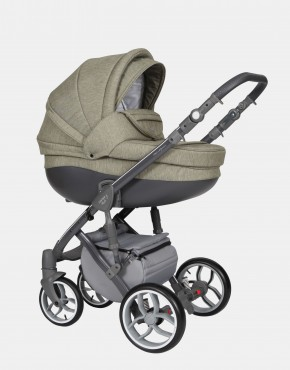Baby Merc Faster Style3 2in1 FIII-93 Grau Oliven