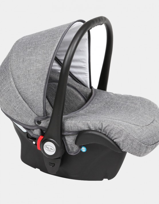 Baby Merc Q9 3in1 Q9-46 Weiß - Grau - Dunkel Grau
