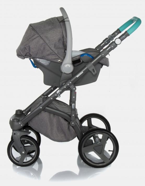 Adamex Massimo V104 Graphite Blue 3in1