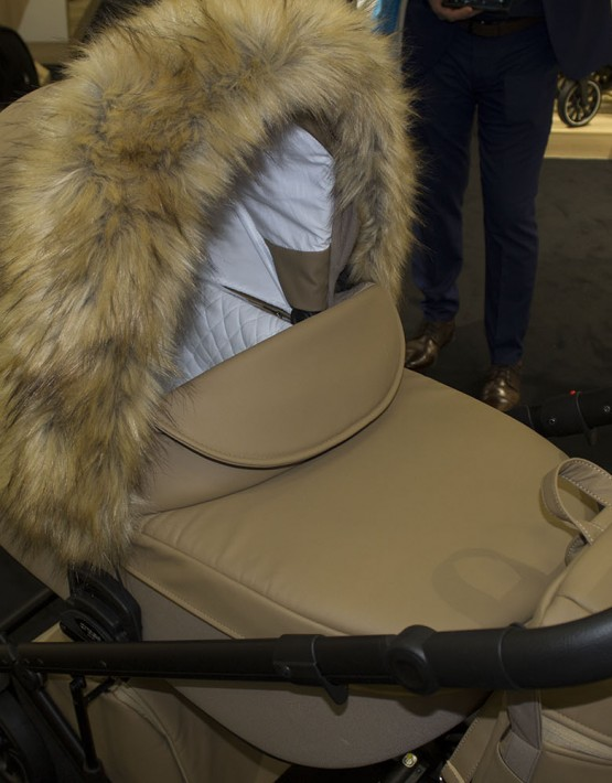 Anex Universal-Pelzveredelung für jeden Kinderwagen