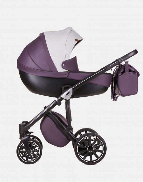 Anex Sport SE02 Lavender Field 2in1 Kollektion 2018